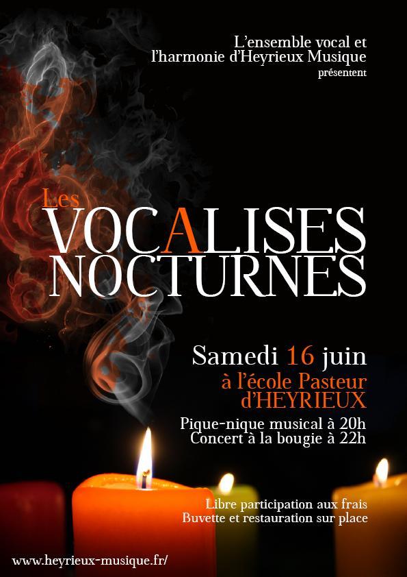 Vocalises Nocturnes