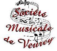 logo societe musicale veurey
