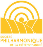 logo societe philharmonique cote saint-andre