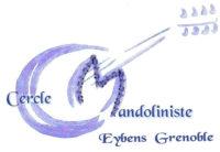 logo cercle mandoliniste eybens grenoble
