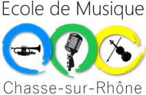 Logo école de musique de Chasse-sur-Rhone
