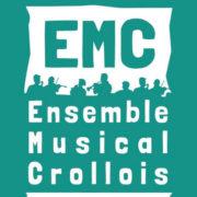 logo ensemble musical crollois