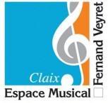 logo espace musical Fernand Veyret