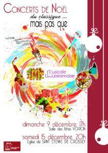 Concert Union Musicale de Grenoble
