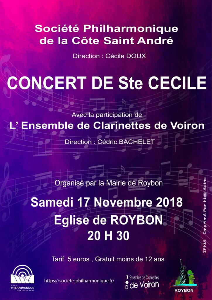 Societe Philharmonique La cote St Andre