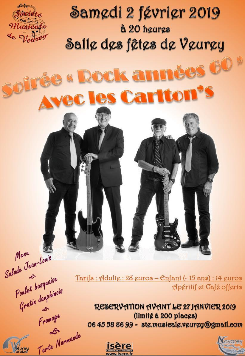 Affiche Carltons 2019