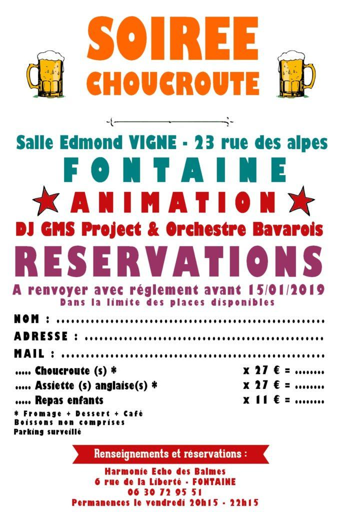echo des balmes soiree alsacienne invitation