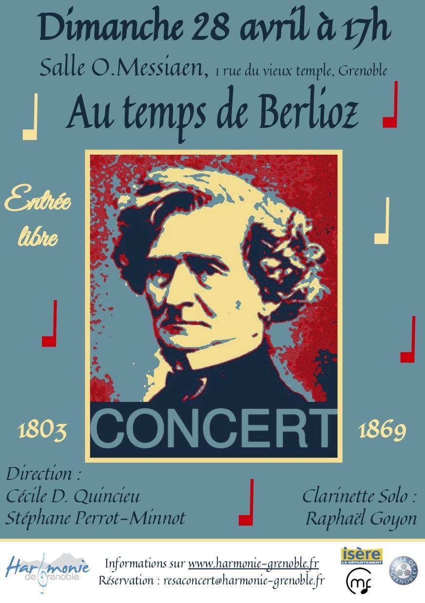 harmonie de grenoble concert berlioz
