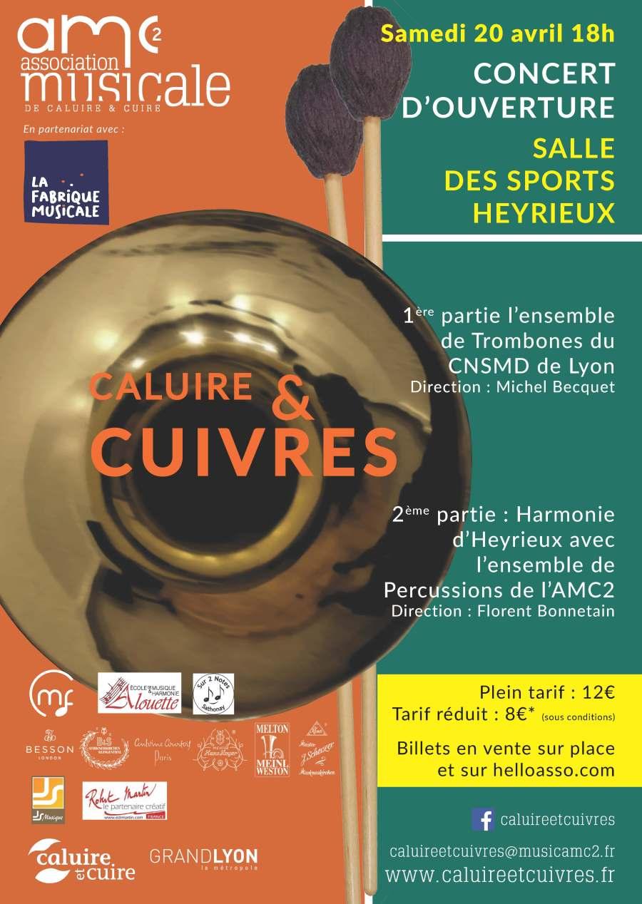 Concert Heyrieux Fabrique Musicale