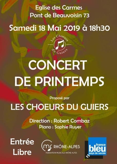 concert cmf rhone alpes