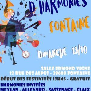 Festival harmonies Echo Balme