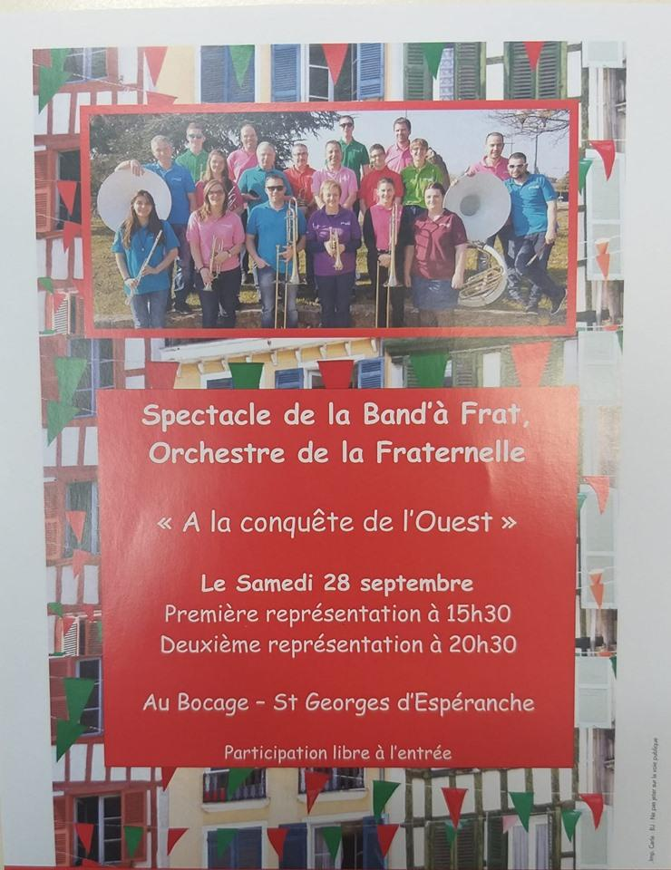 Concert Band'à Frat