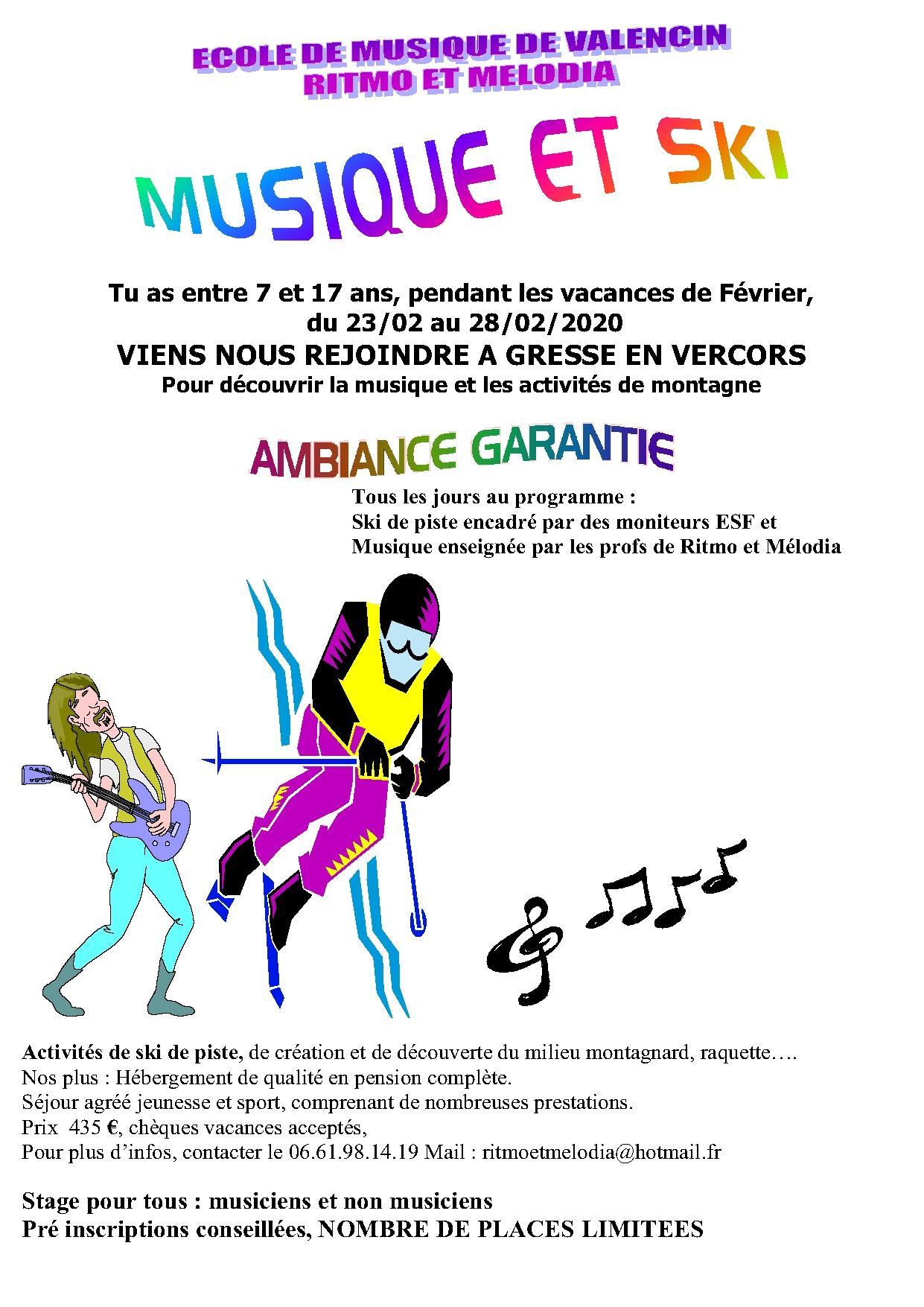 Ritmo et Melodia Ski
