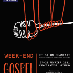 stage de découverte et d'initiation au chant gospel