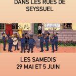 Aubades harmonie de Seyssuel-Chuzelles 2021